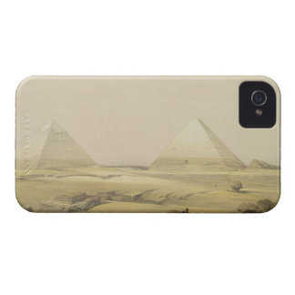 The Pyramids of Giza from Egypt and Nubia Vol iPhone 4 Covers