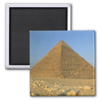 The Pyramids of Giza, which are alomost 5000 2 Inch Square Magnet