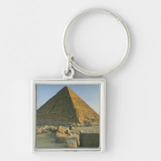The Pyramids of Giza, which are alomost 5000 2 Keychain