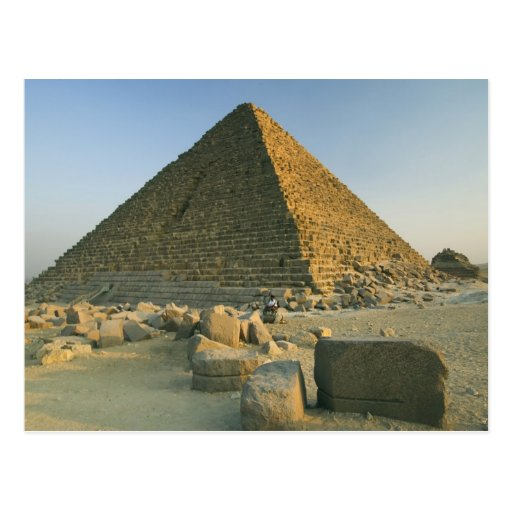 The Pyramids of Giza, which are alomost 5000 2 Postcard