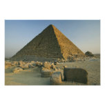 The Pyramids of Giza, which are alomost 5000 2 Poster