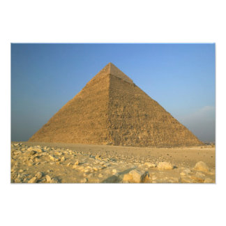 The Pyramids of Giza, which are alomost 5000 Photo Print