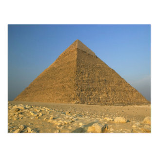 The Pyramids of Giza, which are alomost 5000 Postcard