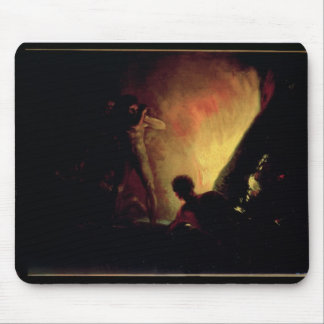 The Pyre, c.1800-05 Mouse Pad