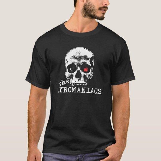 The Pyromaniacs (Face Tour Shirt) T-Shirt