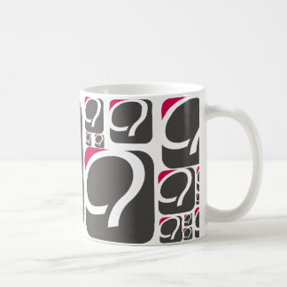 The Q Mug - Raspberry