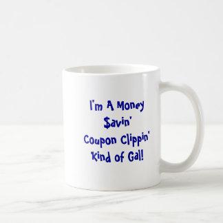The Q-Tipping Mom Wearables Coffee Mug