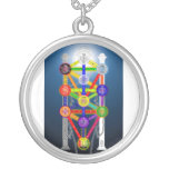 The Qabalistic Tree of Life Structure Diagram Custom Jewelry