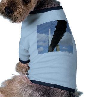 The QE2 Bridge Doggie Tee Shirt