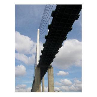 The QE2 Bridge Postcard