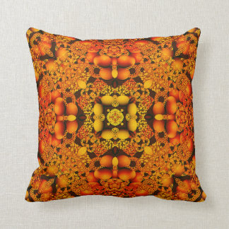 The Qiuntessential Question Mandala Pillow