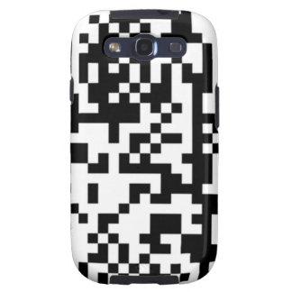 The QR Code Samsung Galaxy SIII Case