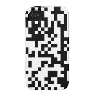 The QR Code iPhone 4 Cover