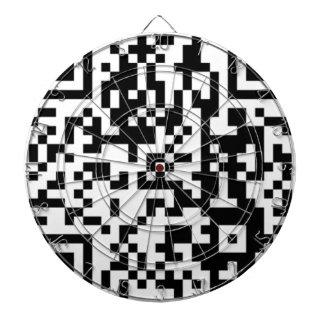 The QR Code Dart Boards