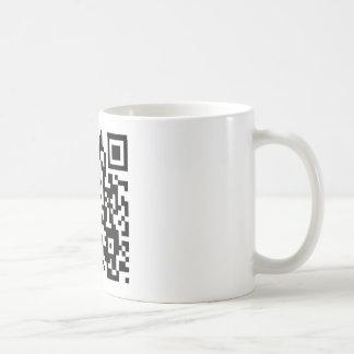The QR Code Mug