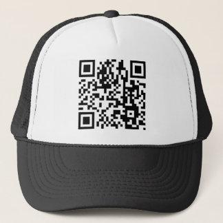 The QR Code Trucker Hat