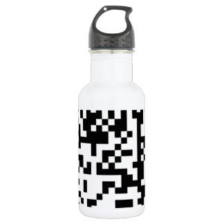 The QR Code Water Bottle