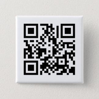 The QR Cube | Button