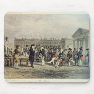 The Quack Doctor, 1857 Mouse Pad