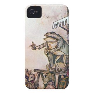 The Quack Frog Case-Mate iPhone 4 Cases