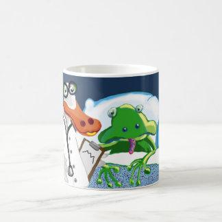 The Quack, or Doctor Duck Coffee Mug