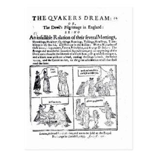 The Quakers Dream Postcard
