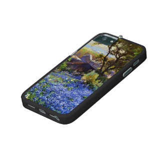 The Quarry by Henri Rousseau Case For iPhone 5