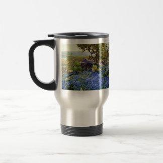 The Quarry by Henri Rousseau Travel Mug