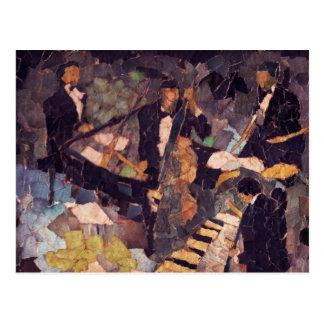 The Quartet Postcard
