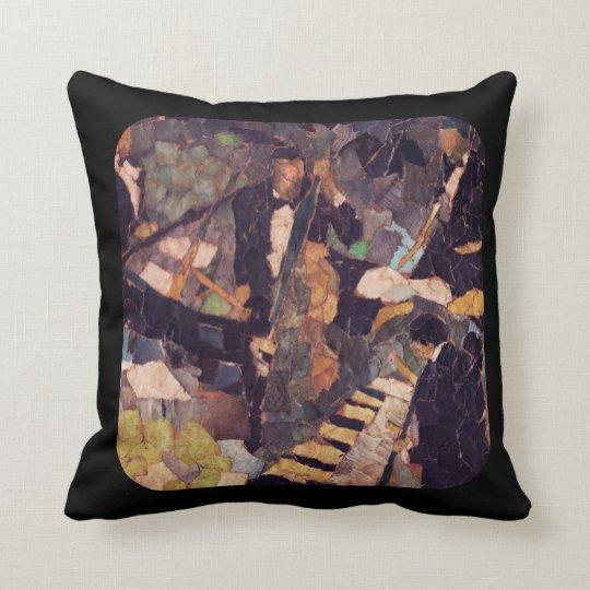 The Quartet Throw Pillow