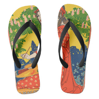 The Quartier Latin. A Magazine devoted to the Arts Flip Flops