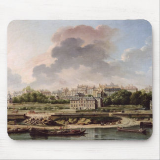 The Quay and Village of Passy in 1757 Mouse Pad
