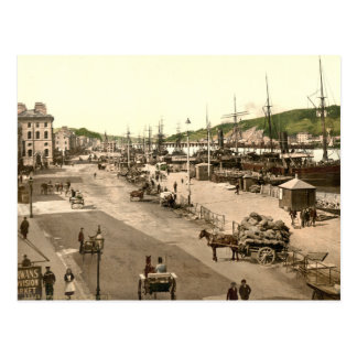 The Quays, Waterford, County Waterford Postcard