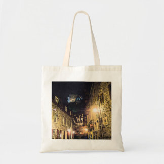 The Quebec night Tote Bag