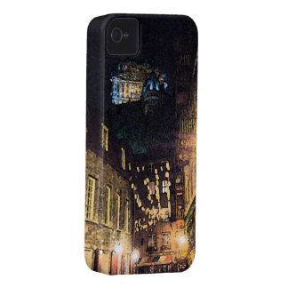 The Quebec night iPhone 4 Cover