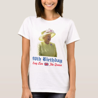 The Queen 90th Birthday Shirts
