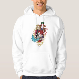 The Queen, Alice & Mad Hatter 2 Pullover