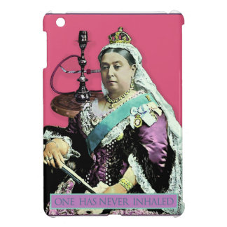 The Queen and The Hookah Cover For The iPad Mini