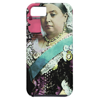 The Queen and The Hookah iPhone SE/5/5s Case