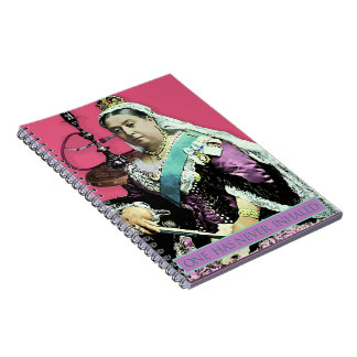 The Queen and The Hookah Notebook