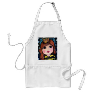 The Queen Bee Adult Apron
