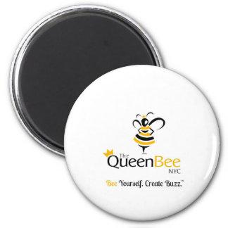 The Queen Bee NYC Paraphernalia Magnet