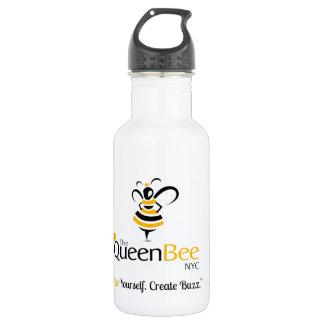 The Queen Bee NYC Paraphernalia 18oz Water Bottle