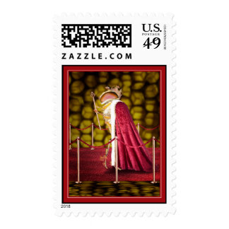 The Queen Bee Postage