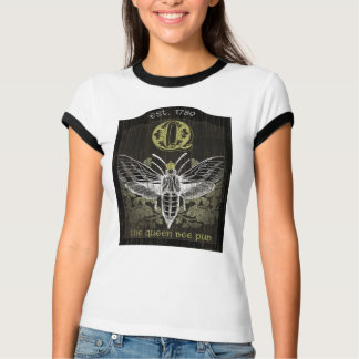 The Queen Bee Pub Tee Shirts