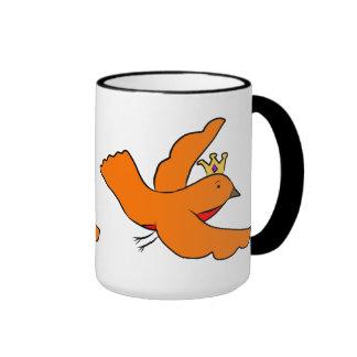 The Queen Bird Mug