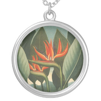 The Queen (Bird of Paradise) - Necklace