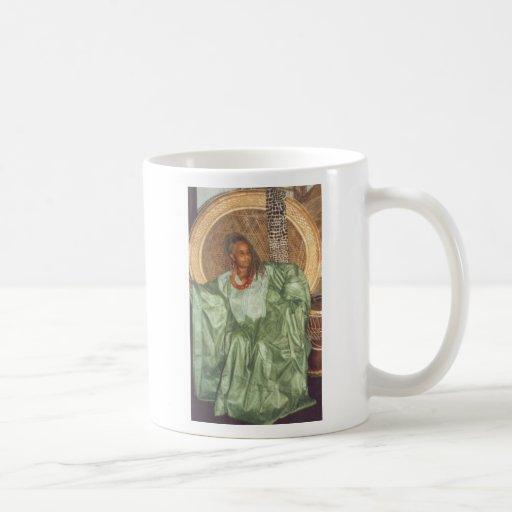 The Queen Classic White Coffee Mug