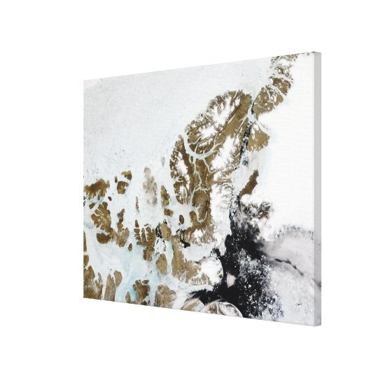 The Queen Elizabeth Islands 2 Canvas Print