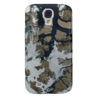 The Queen Elizabeth Islands Galaxy S4 Cover